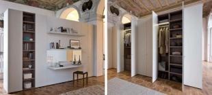 Poltrona easy casa arredo studio - Armadio Easy Bifacciale Progettazione Interni Roma