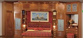 Design design progettazione d 39 interni reggio calabria arredamento roma arredo hotel napoli - Letto stile marina ...
