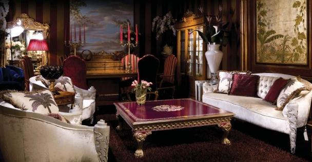 Salotto Art Nouveau.Salotto Art Deco Progettazione Interni Roma Progettazione