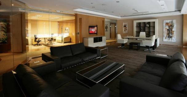 Ufficio direzionale executive progettazione interni for Ufficio direzionale design